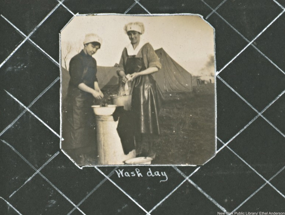 What Was It Like to Be a WWI Nurse?