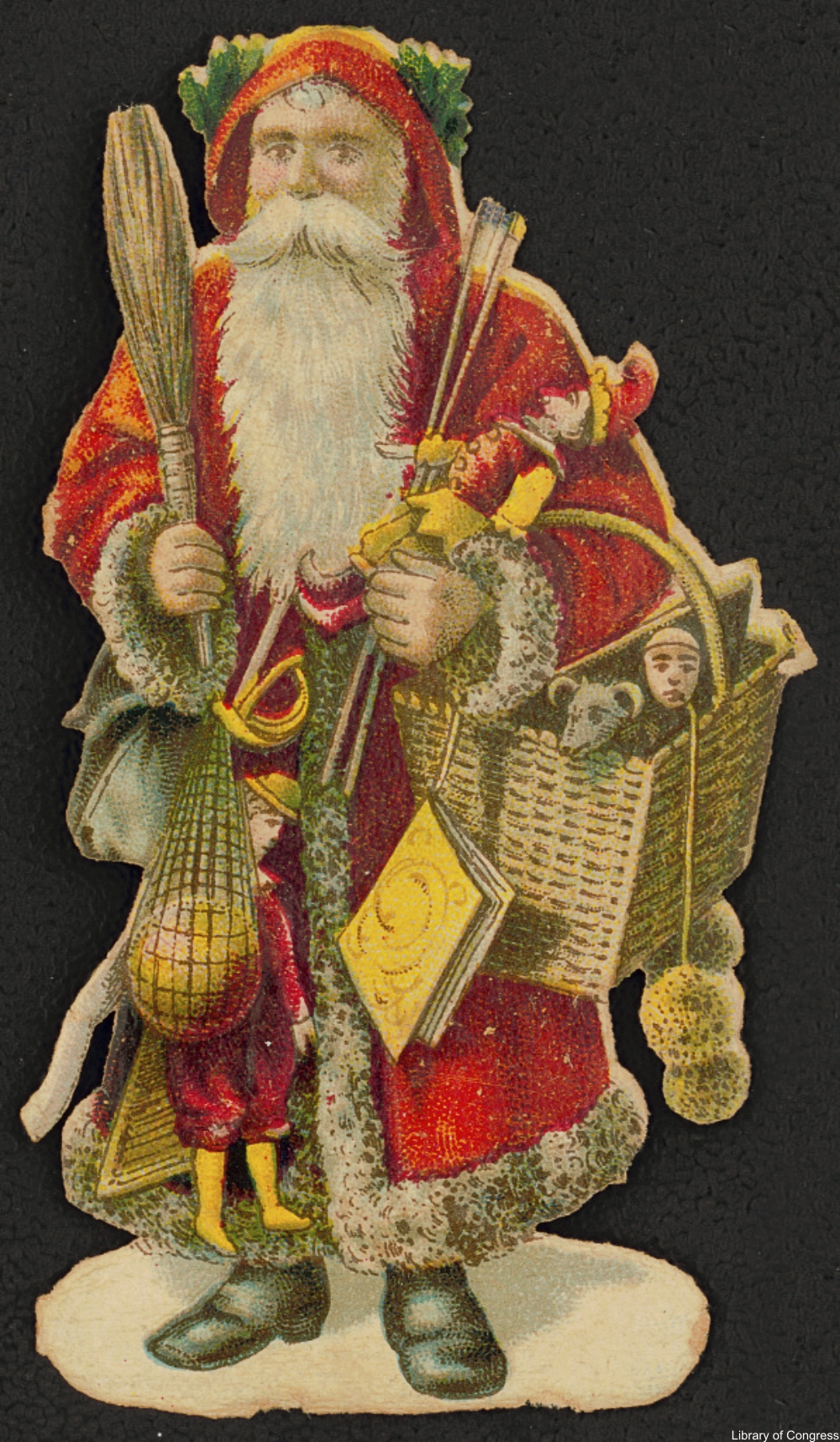 These Vintage Christmas Cards Are So Sweet!