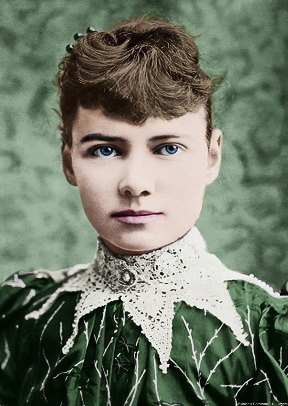 The Story of Nellie Bly