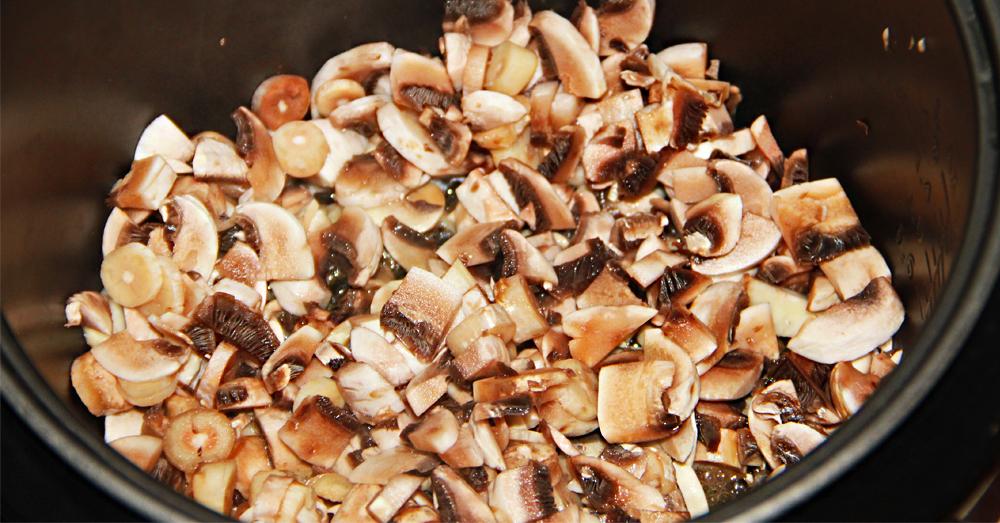 mushroom chicken 1