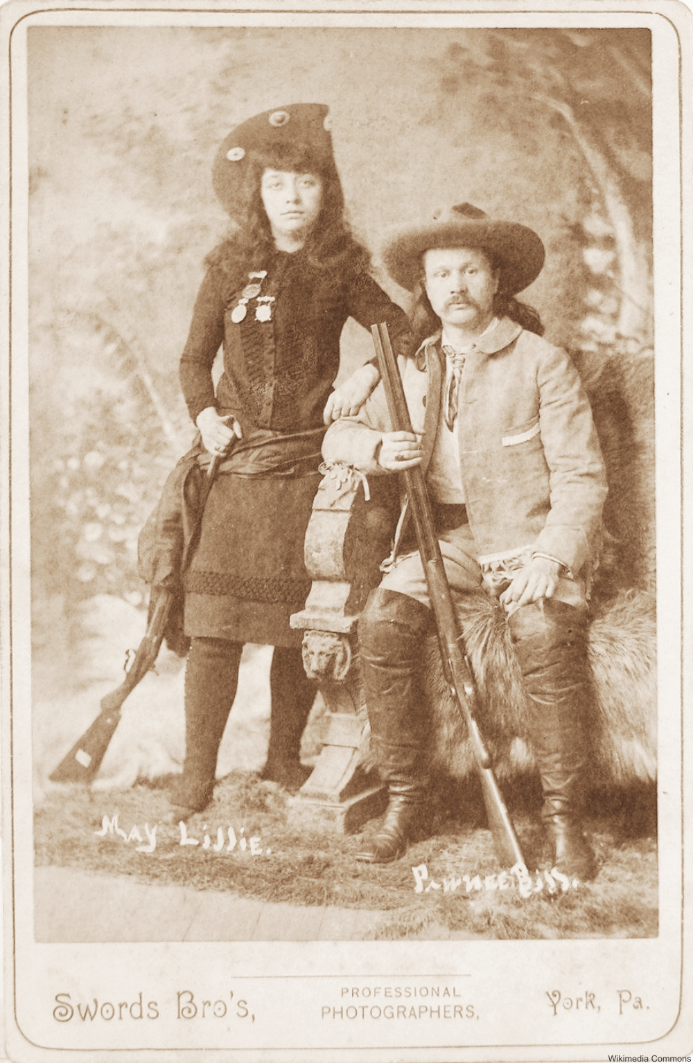 Sharpshooters of the Old West