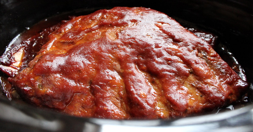 slow cooker ribs 1