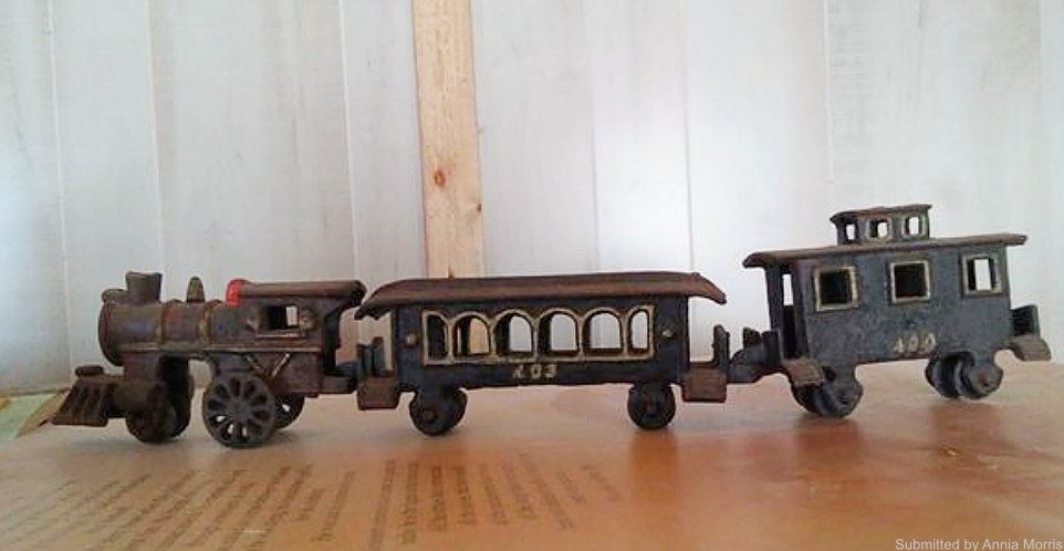 Vintage trucks and trains submitted by our readers