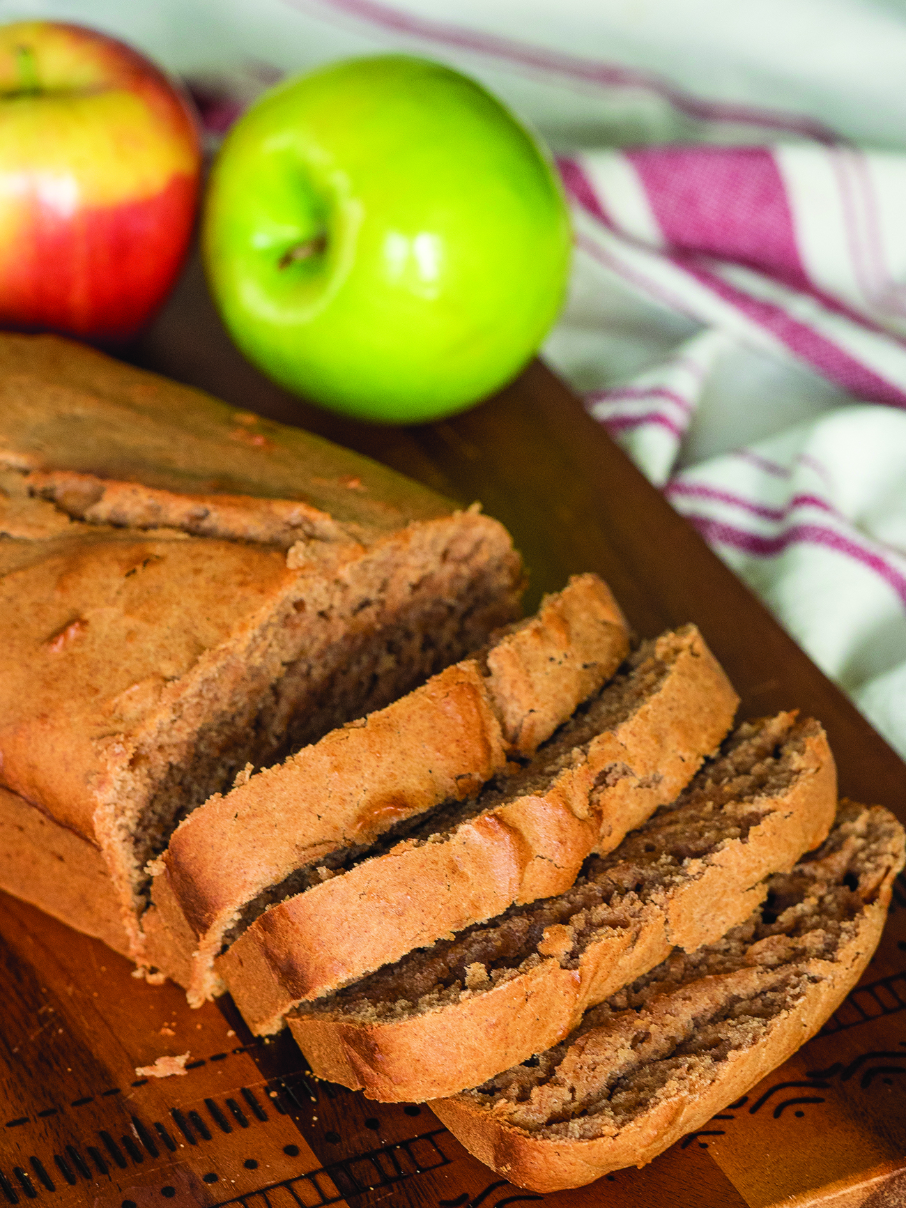 Apple Sauce Quick Bread vertical 1