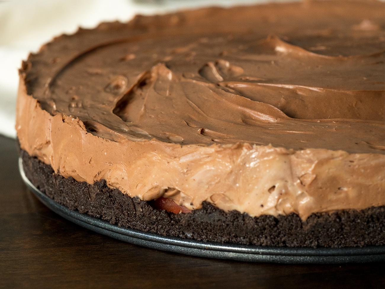 Chocolate Oasis Pie Horizontal 3