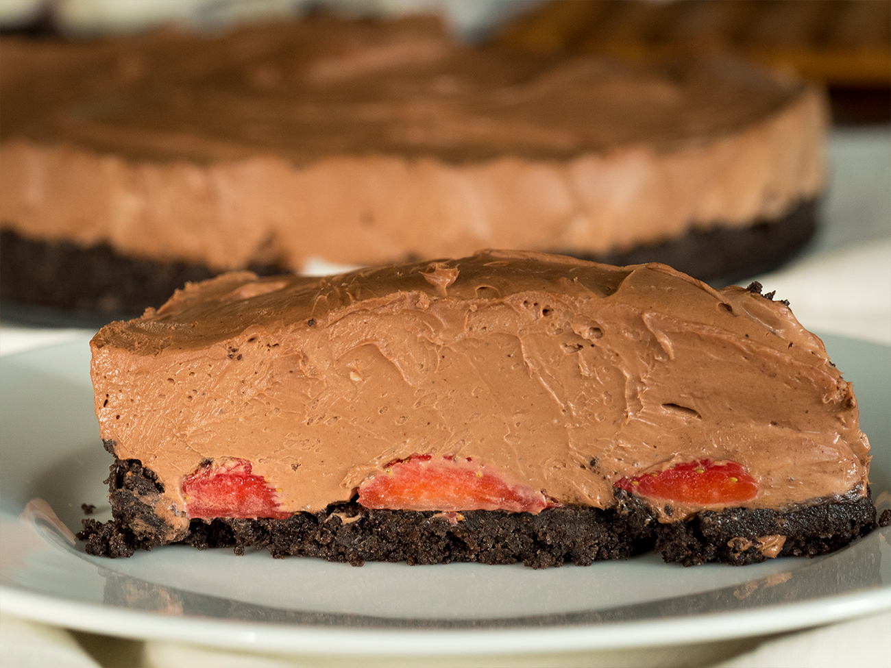 Chocolate Oasis Pie Horizontal 5