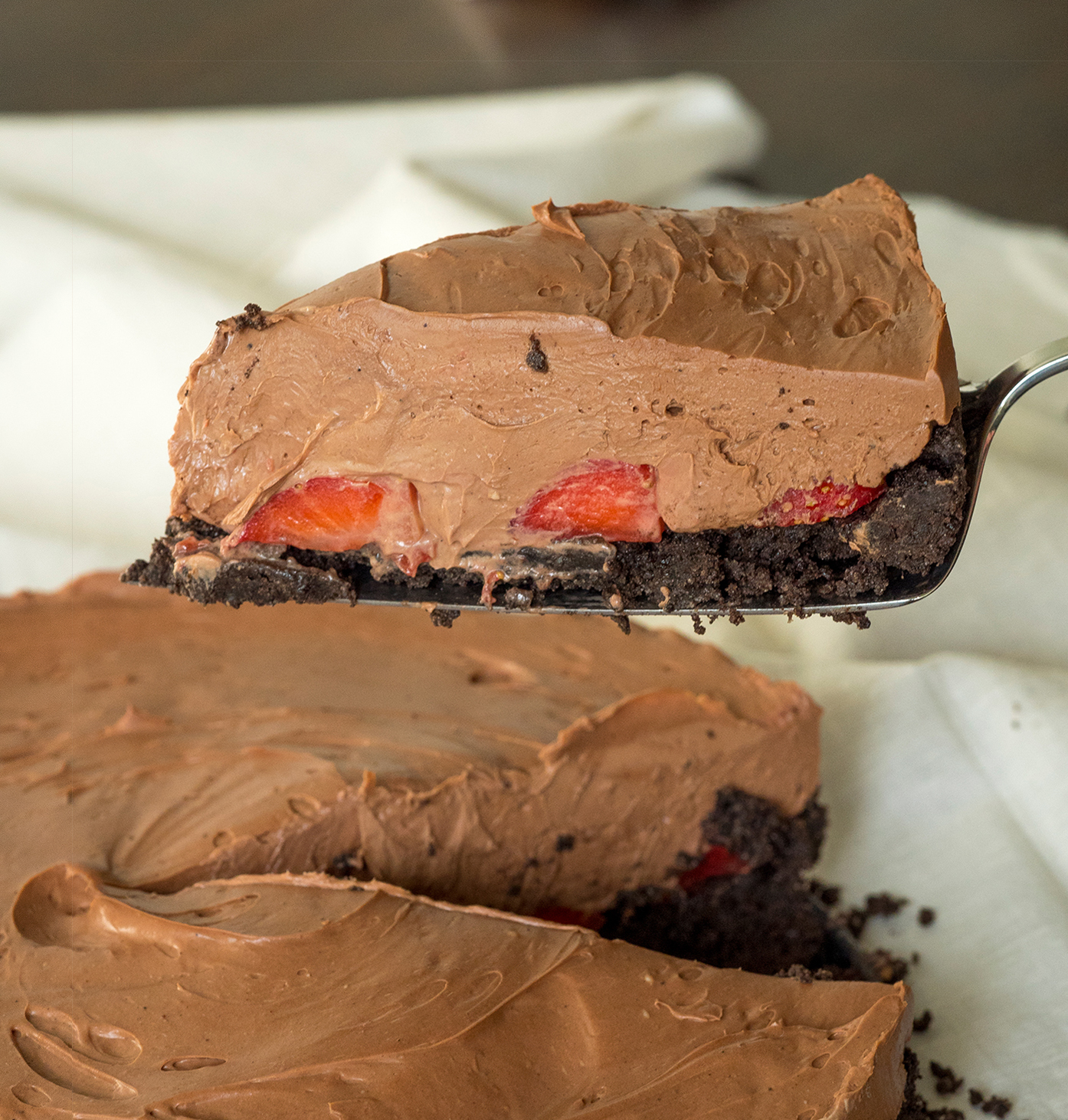 Chocolate Oasis Pie Vertical 5