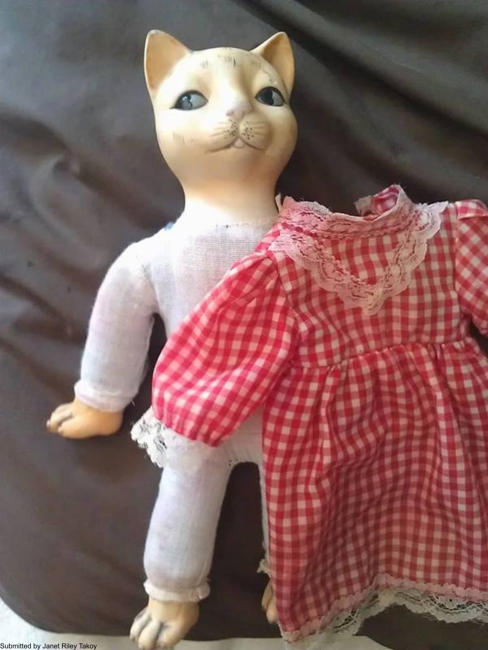 Readers submit their favorite dolls.