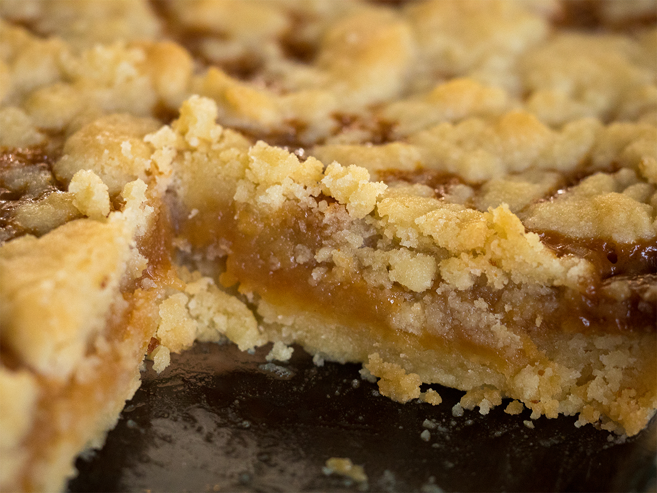 Salted Caramel Butter Bars Horizontal 1