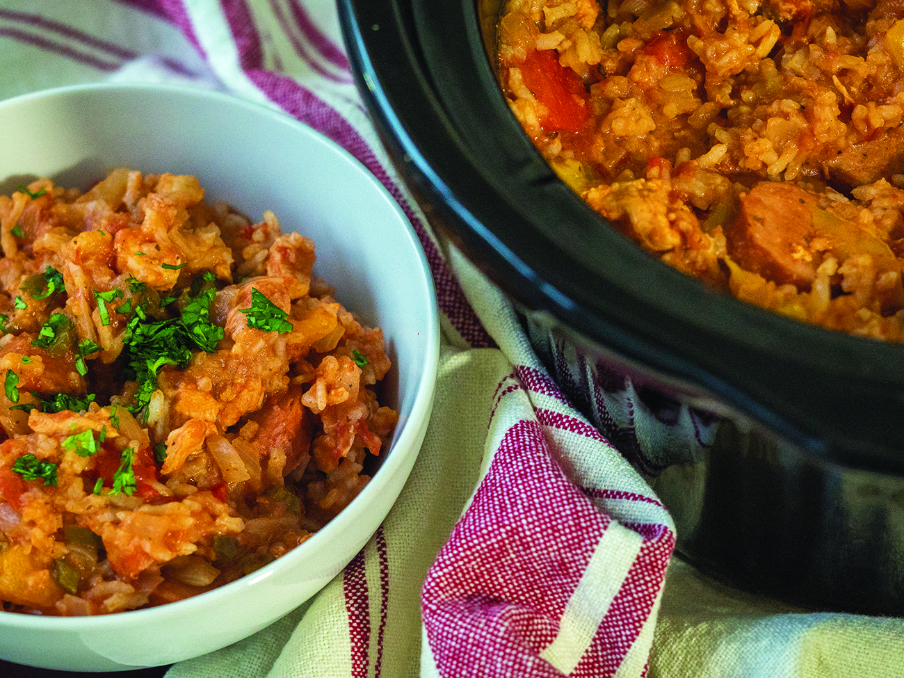 Slow Cooker Jambalaya Horizontal 3