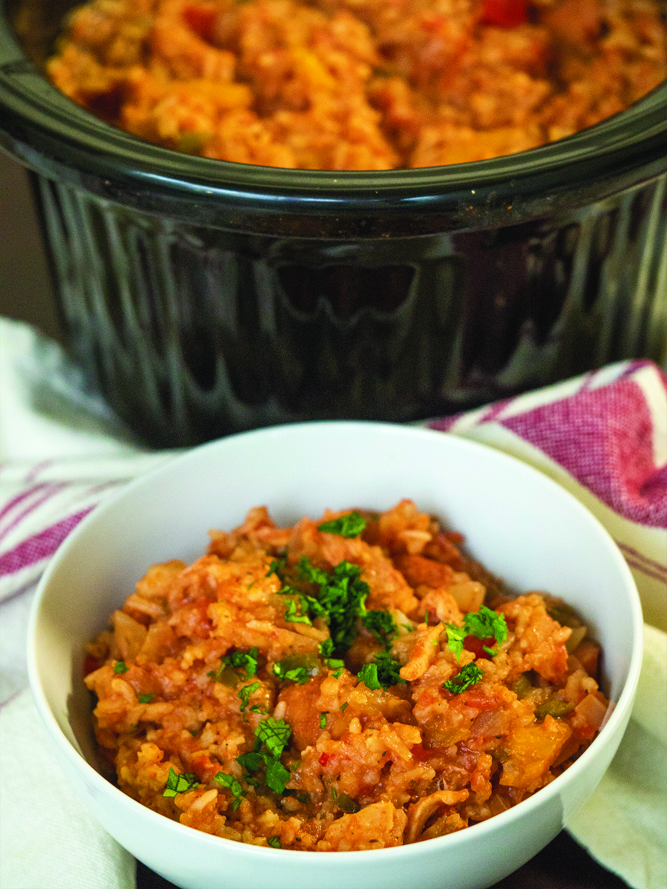 Slow Cooker Jambalaya Vertical 1