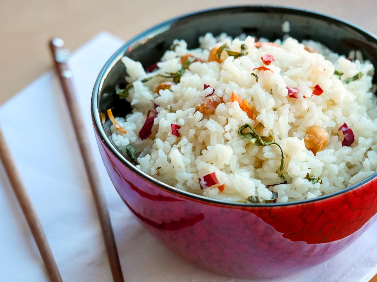 Spicy Thai Rice Horizontal 1