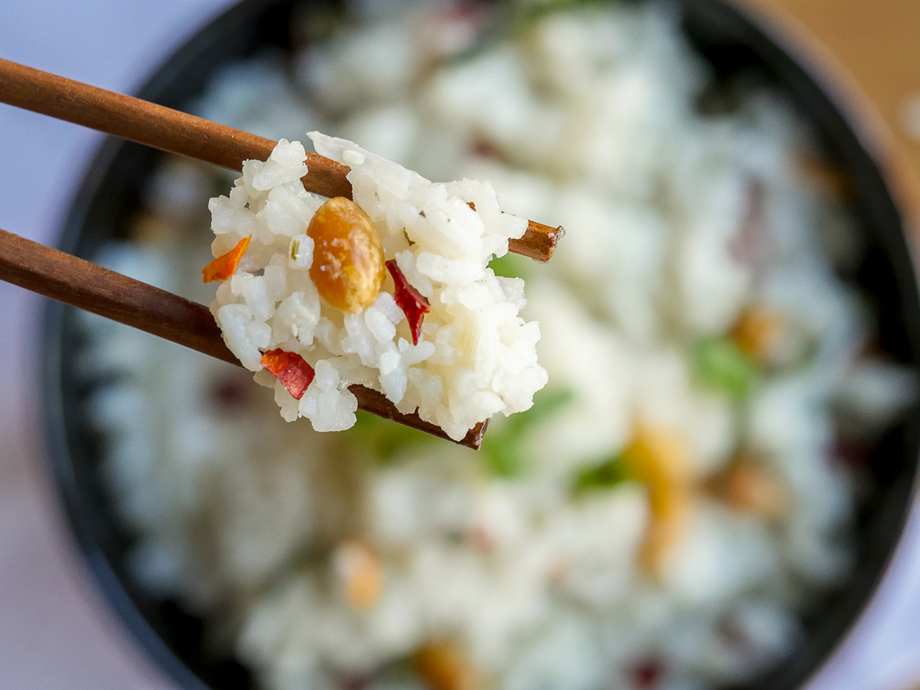 Spicy Thai Rice Horizontal 6