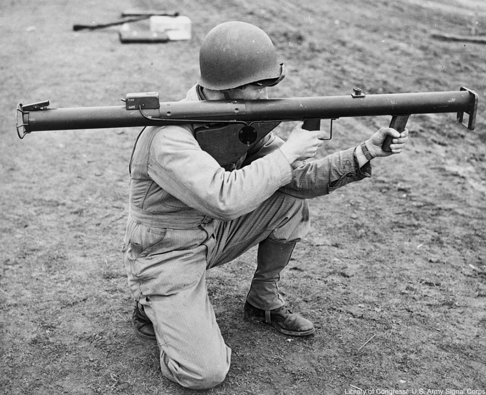 The Musical Instrument That Inspired the Ubiquitous WWII Weapon