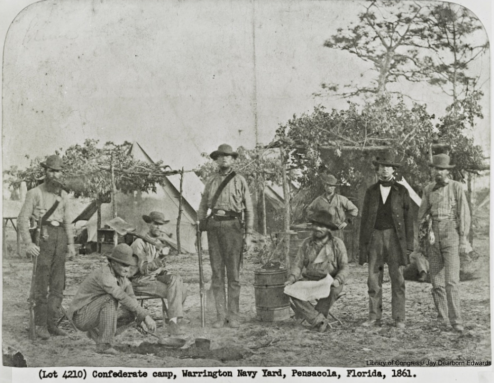 What Food Did The Soldiers Eat In The Civil War