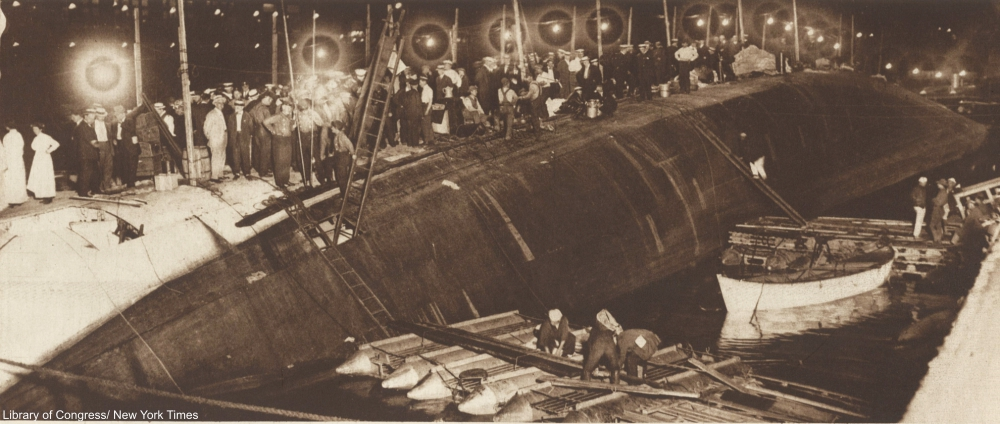 One of the Deadliest Ship Disasters in History- the SS Eastland