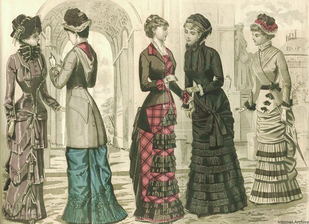 19th Century Ladies' Magazines