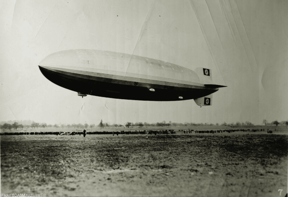 Take a Peek Inside the Infamous Hindenburg Airship