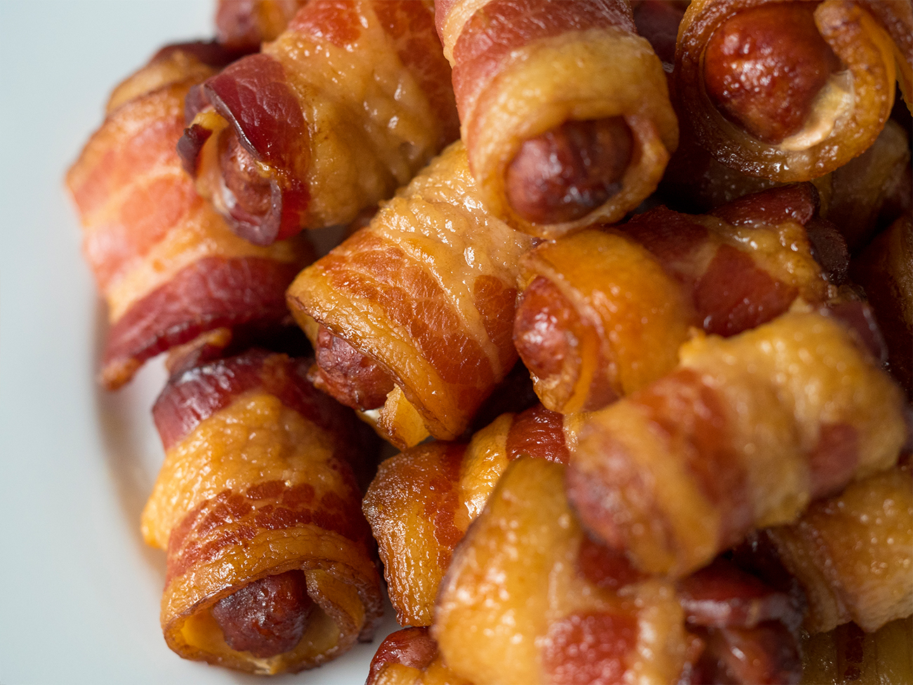 Bacon Wrapped Smokies Horizontal 3