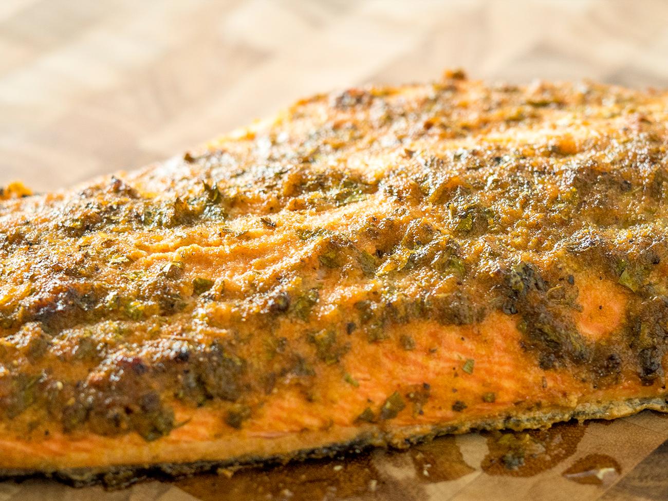 Cajun Salmon Horizontal 2