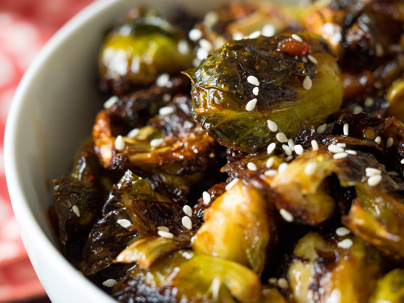 Crispy Asian Brussels Sprouts Horizontal 3