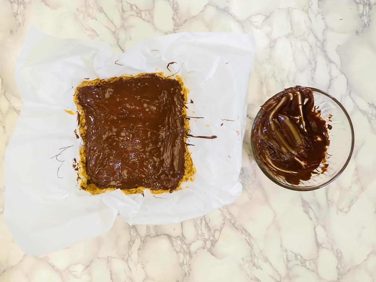 Peanut Butter Squares Horizontal 6