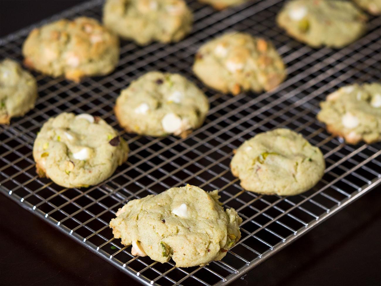 Pistachio Cookies Horizontal 3