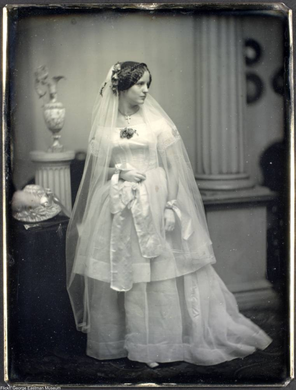 12 victorian wedding dresses you have to see dusty old thing victorian bride photographs are so beautiful junglespirit Images