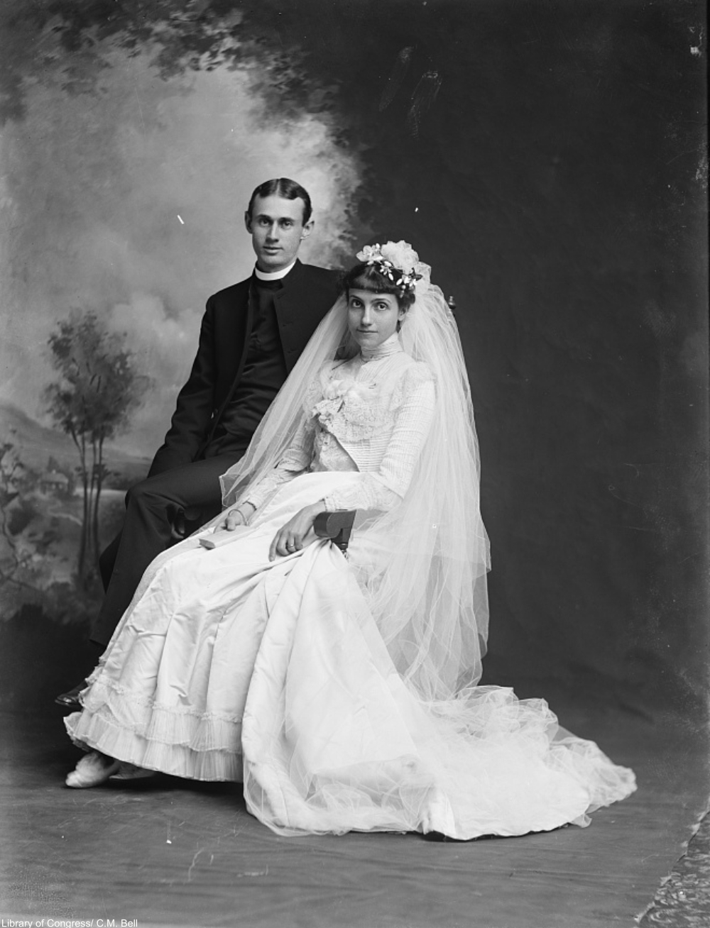 Victorian Bride Photographs Are So Beautiful