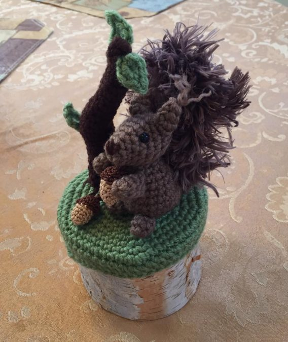 current crochet 5