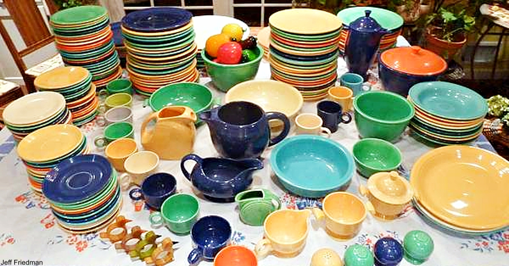 Vintage spotlight: Fiestaware