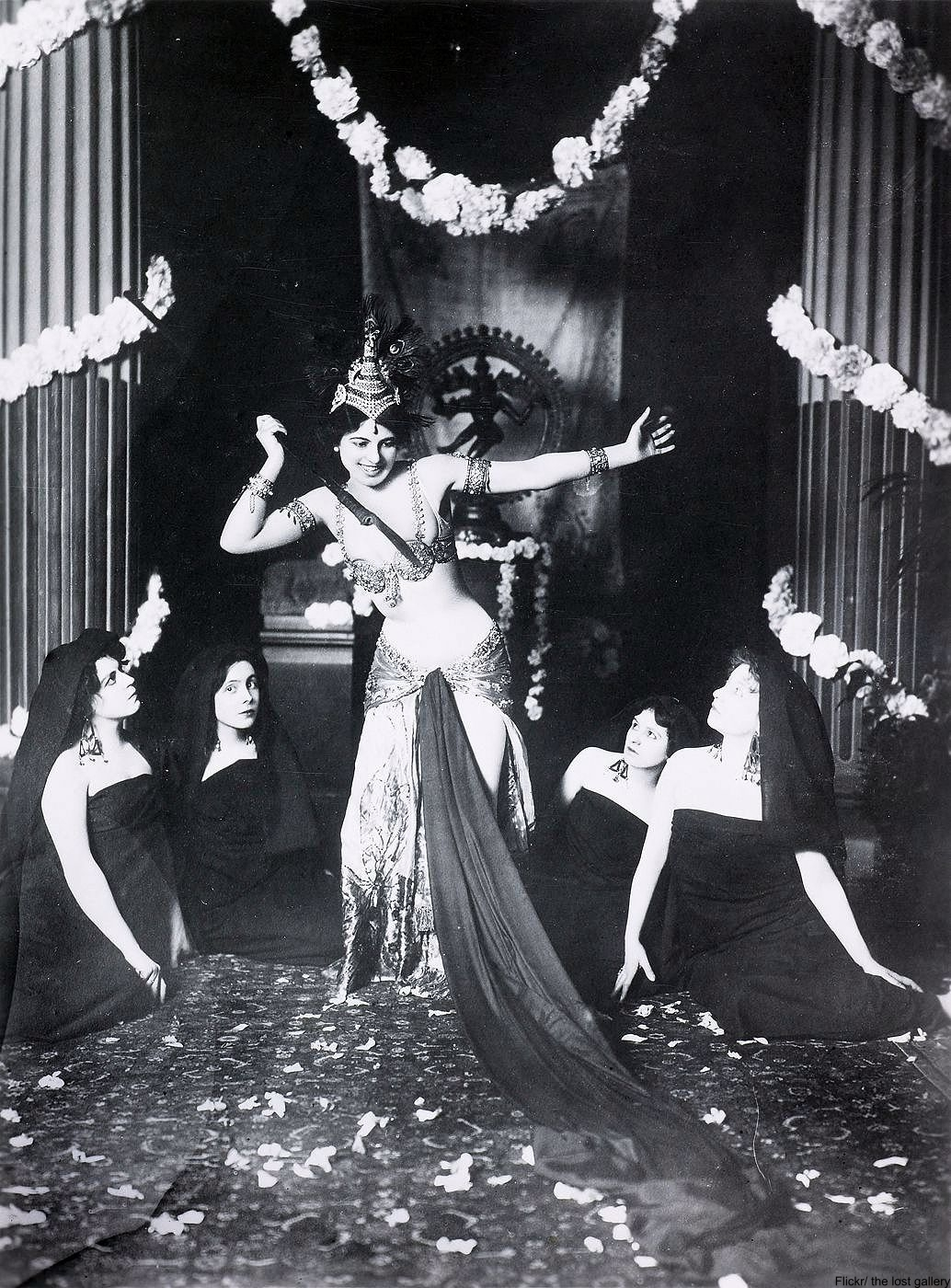 The Wild Story of Mata Hari