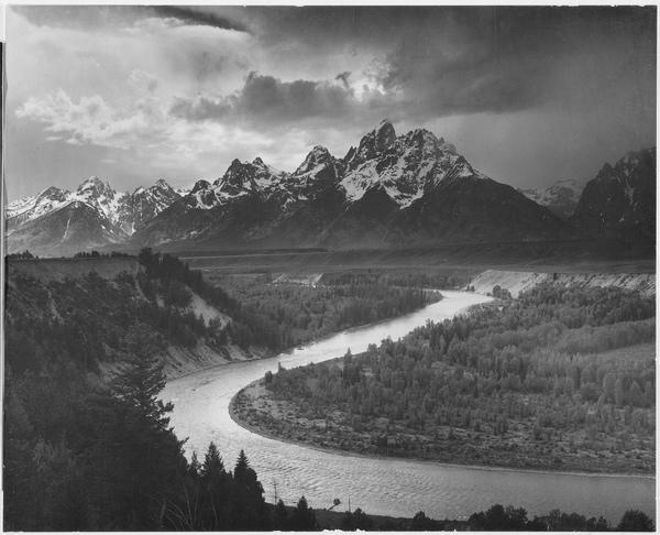 Ansel Adams, 1941