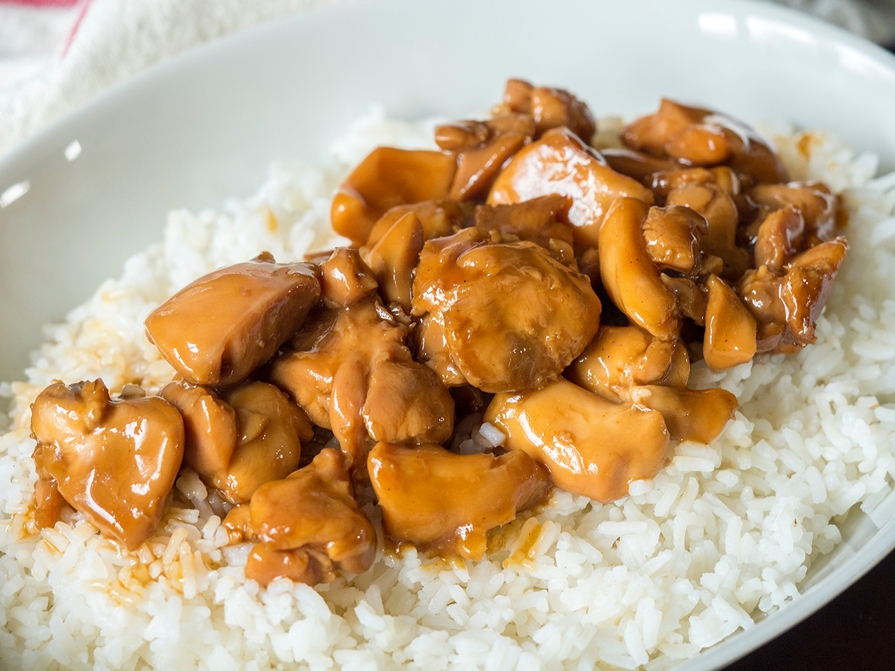 Bourbon Chicken Horizontal 3