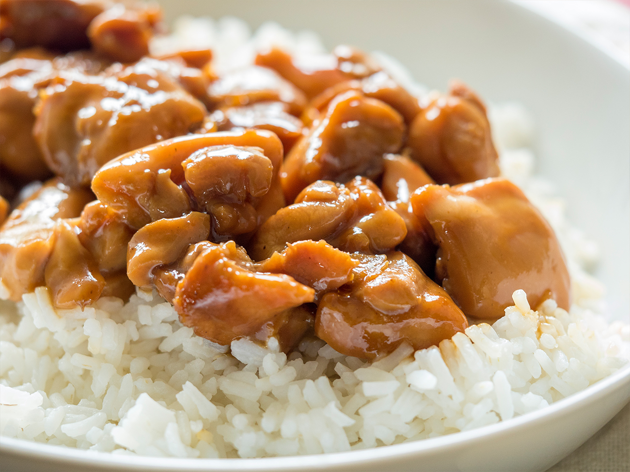 Bourbon Chicken Horizontal 5