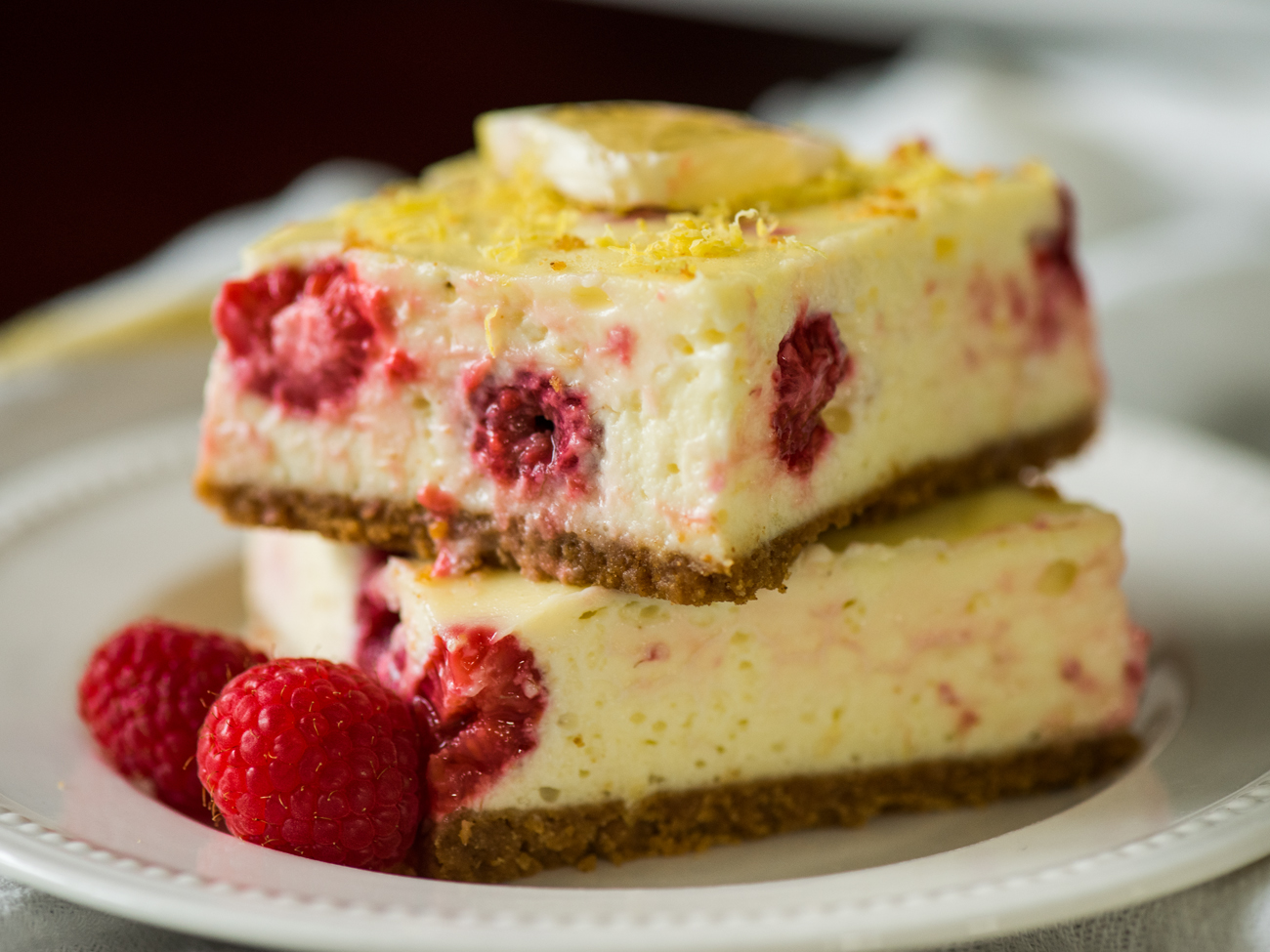 Impossible Raspberry Cake Recipes