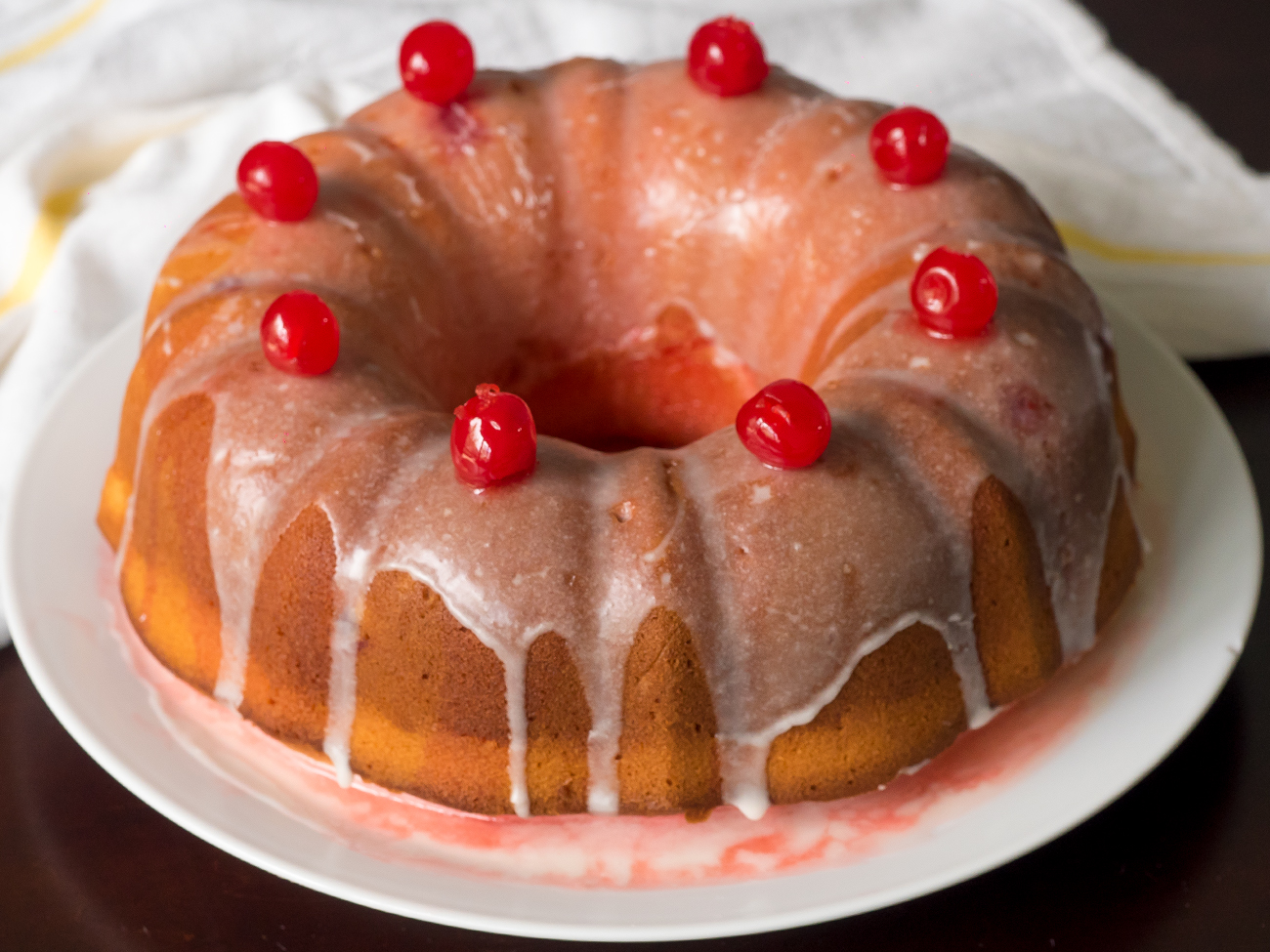 Shirley Temple Bundt Cake Horizontal 3