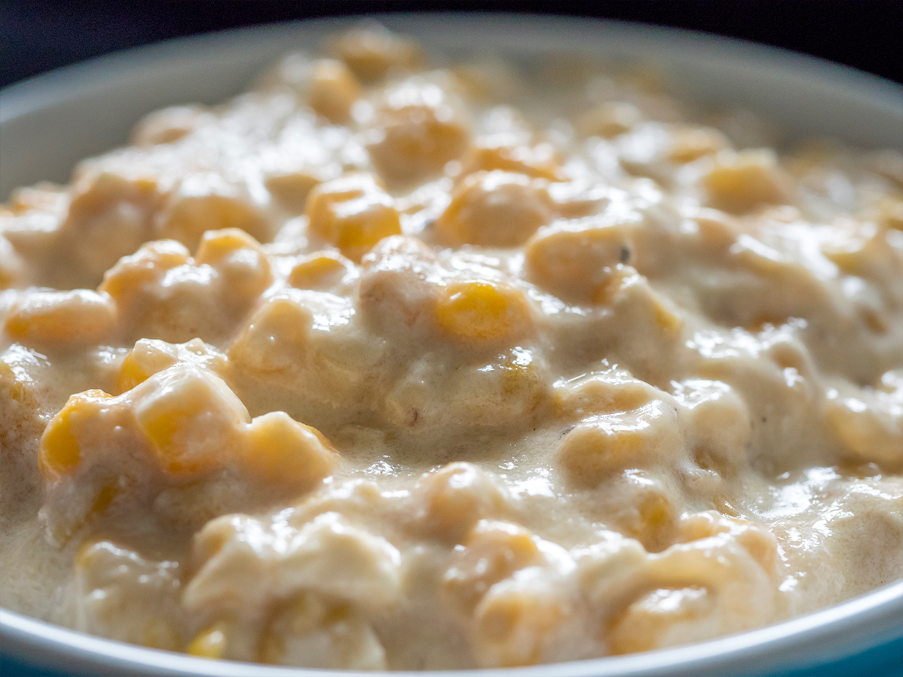 Slow Cooker Creamed Corn Horizontal 2