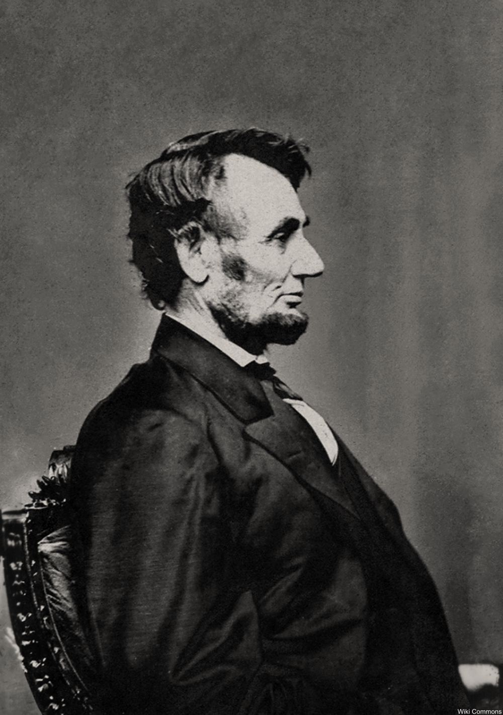 The story behind the images of Lincoln used on the $5 bill and the penny