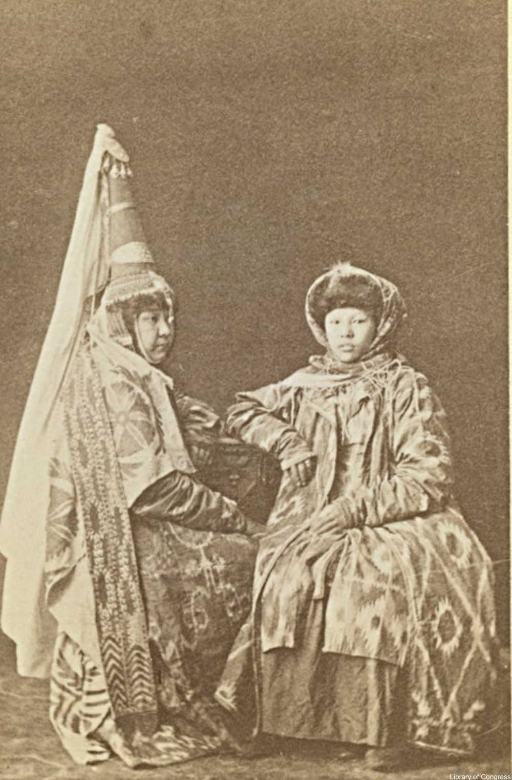 Brides of Yore from Around the World