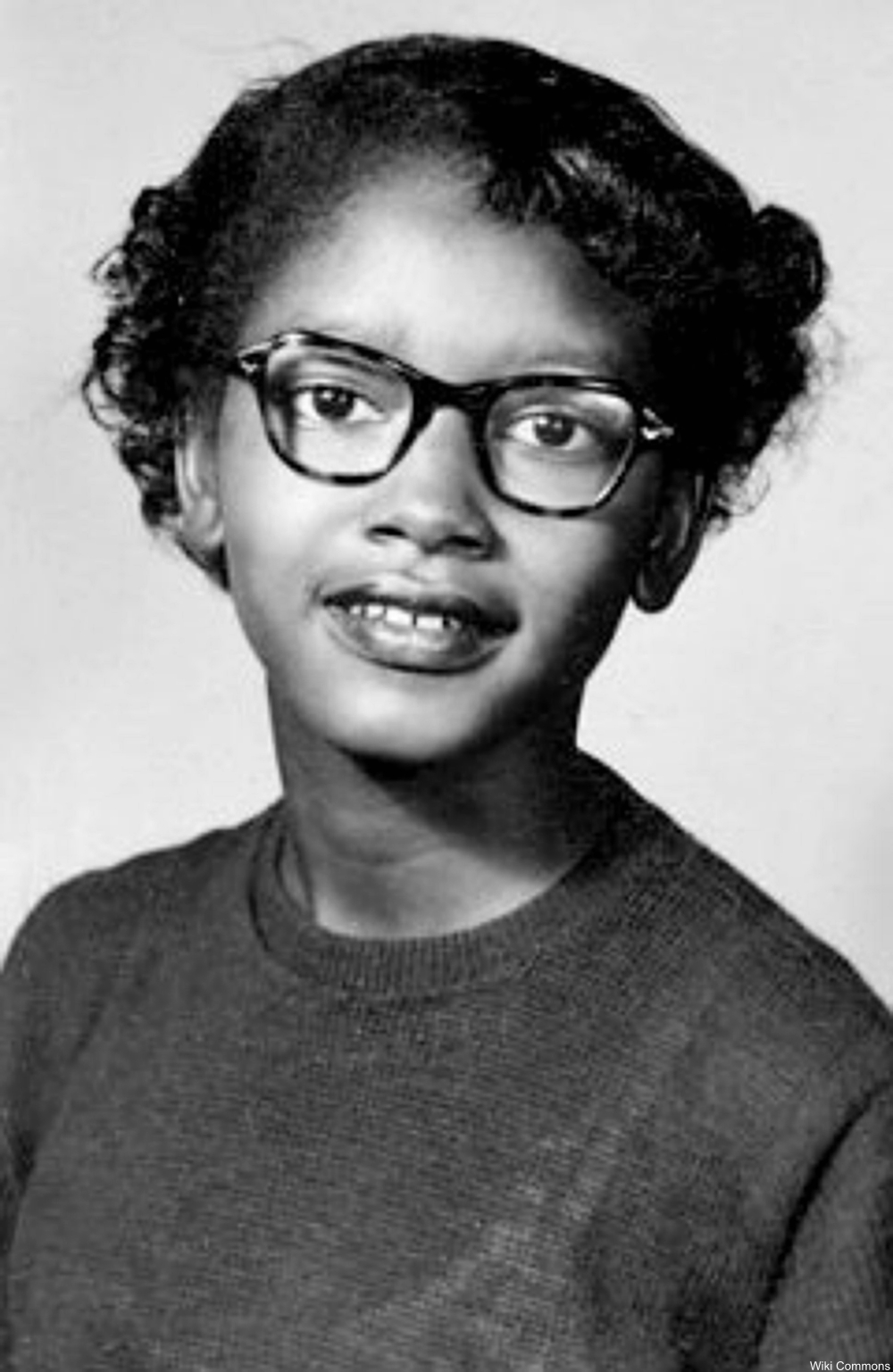 Before Rosa Parks There Was The Teenaged Claudette Colvin