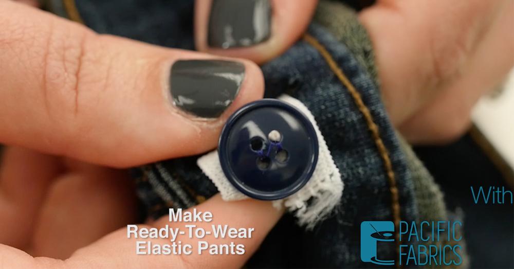 elastic pants 1