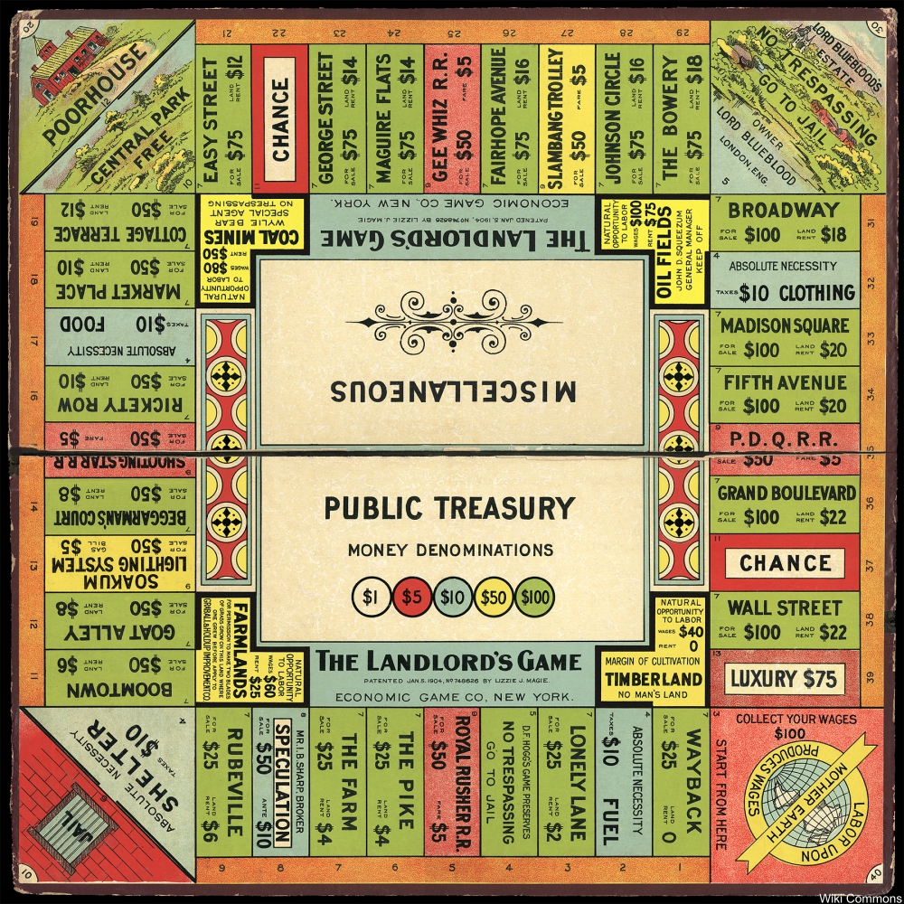 The Crazy History of Monopoly