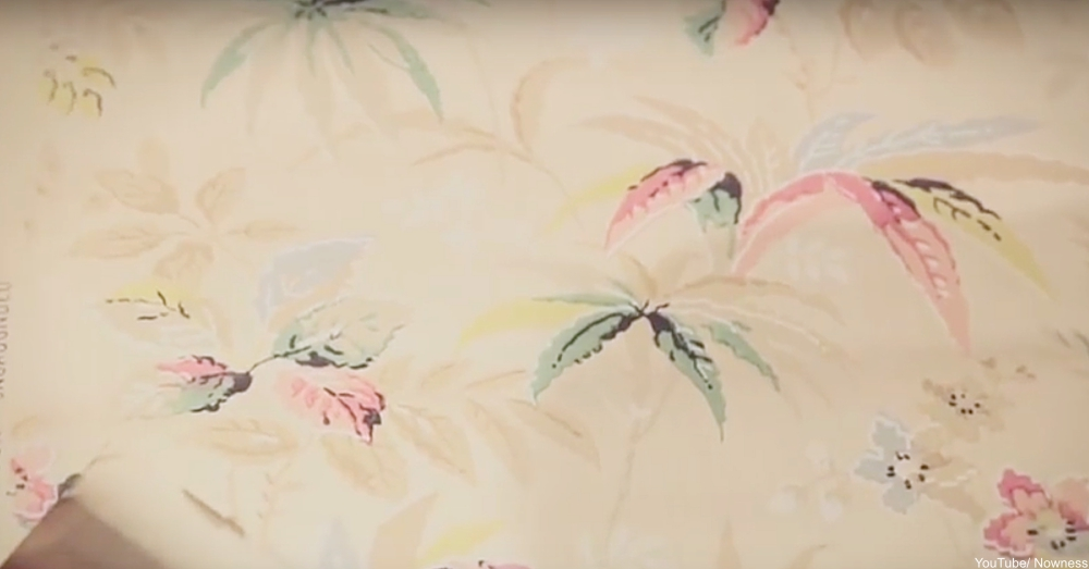 Vintage Wallpaper Goddess Explains What She Loves About These Nostalgic Designs