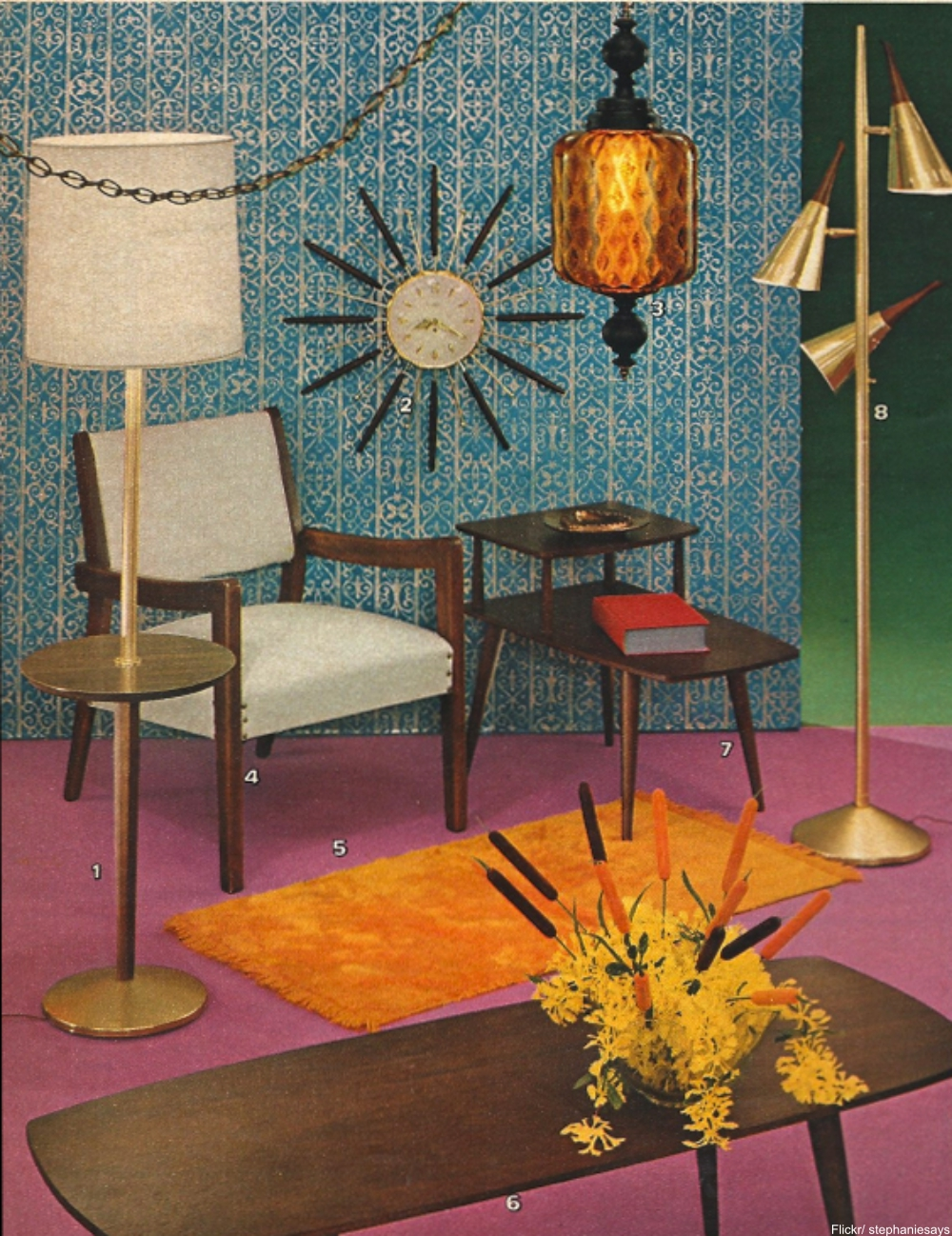9 Home Fashions That Every '70s Kid Will Remember