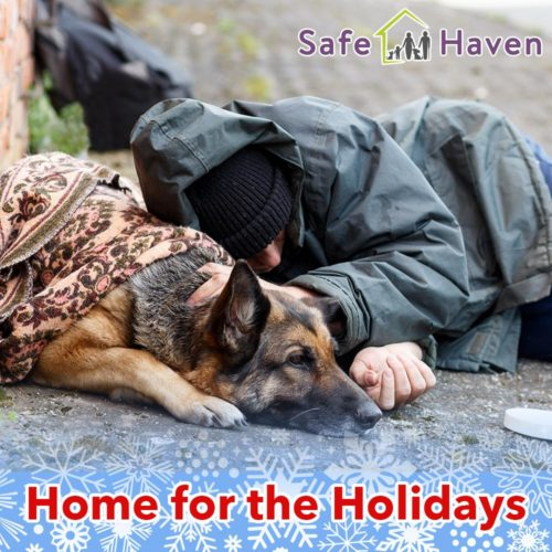 Giving Tuesday Home For The Holidays