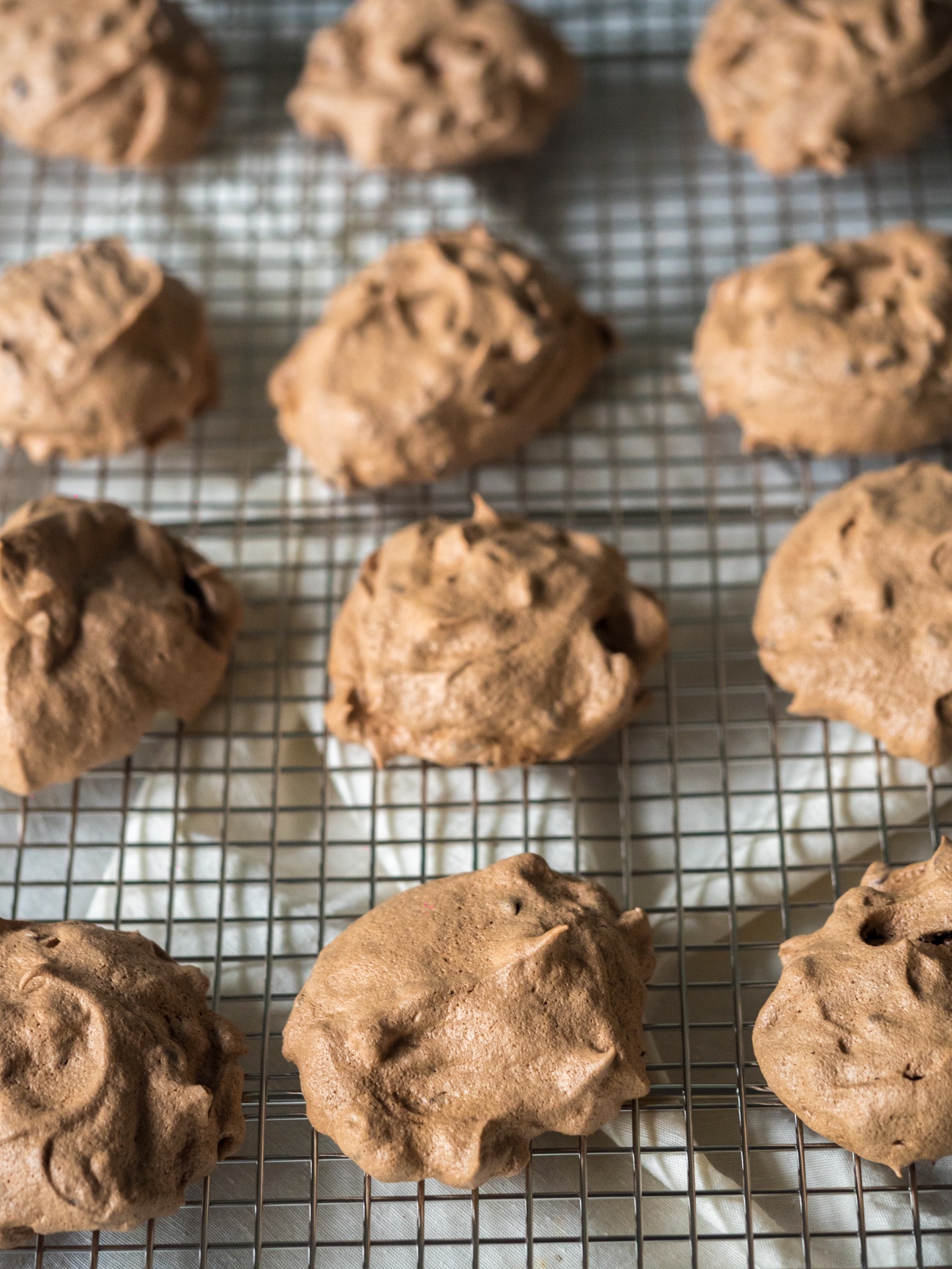 Chocolate Chip Cloud Cookies Vertical 3