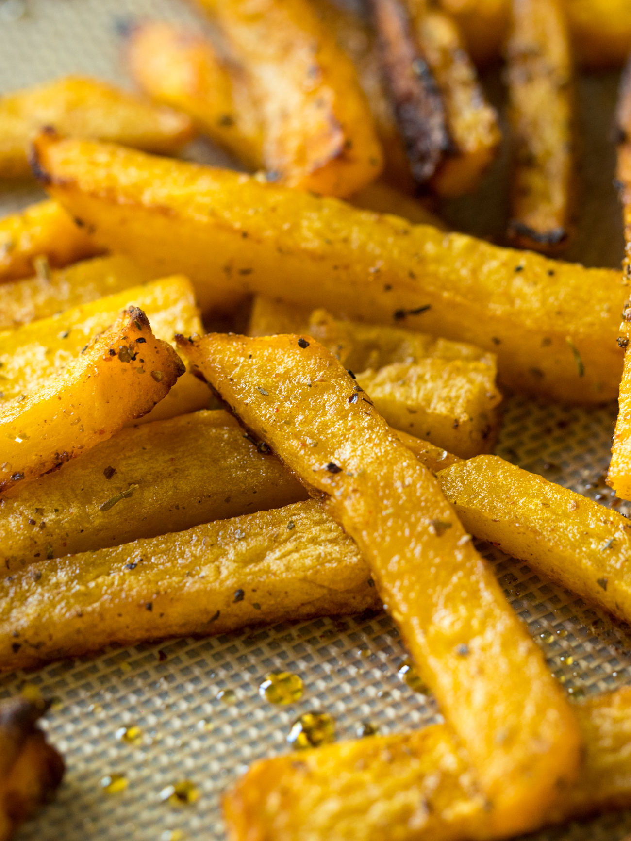 Low Carb French Fries Vertical 3