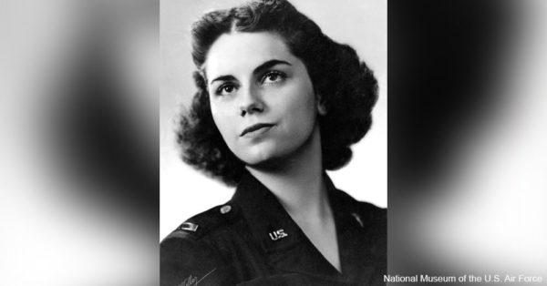 Lt. Mary Louise Hawkins