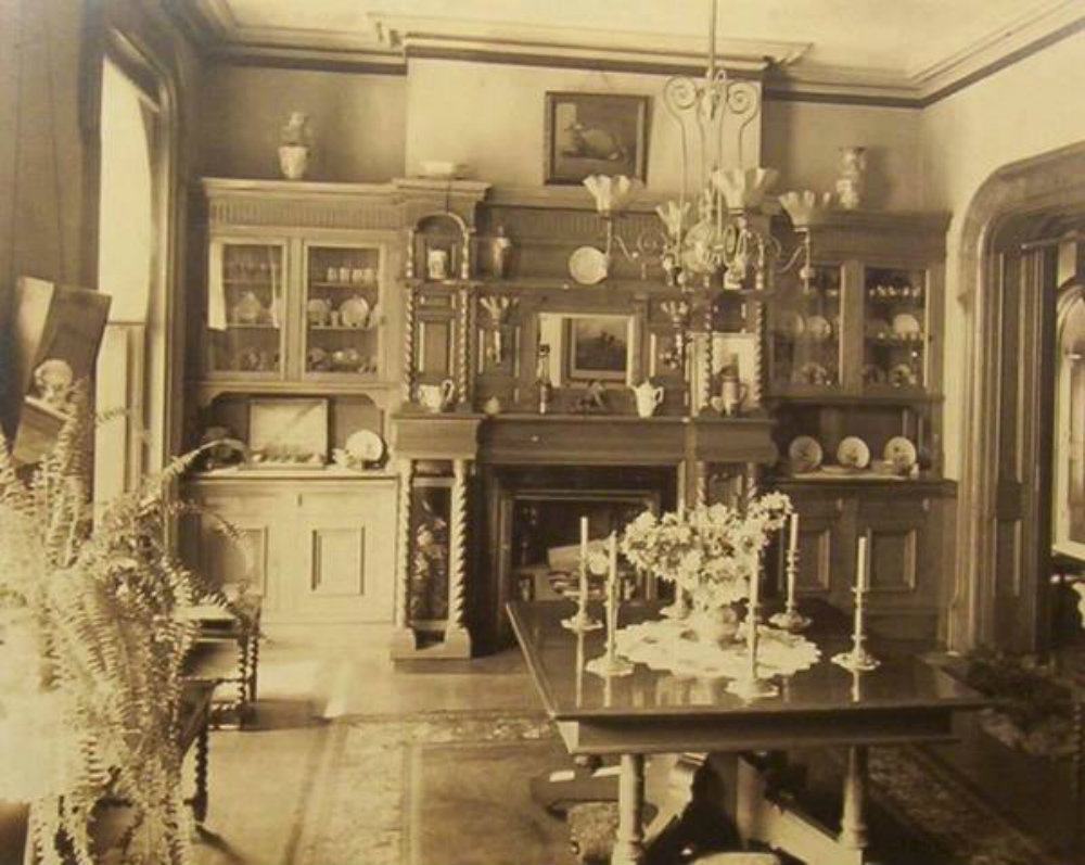 A Rare Look Inside Victorian Houses From The 1800s 13 Photos Dusty Old Thing